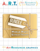 World War I German Troops [BUNDLE]