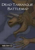 Dead Tarrasque battlemap