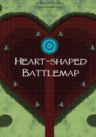 Heart-shaped battlemap