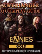 ZWEIHÄNDER Grim & Perilous RPG - Quickplay Guide