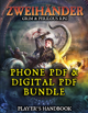 ZWEIHANDER RPG: Player's Handbook (Phone PDF + Digital PDF)
