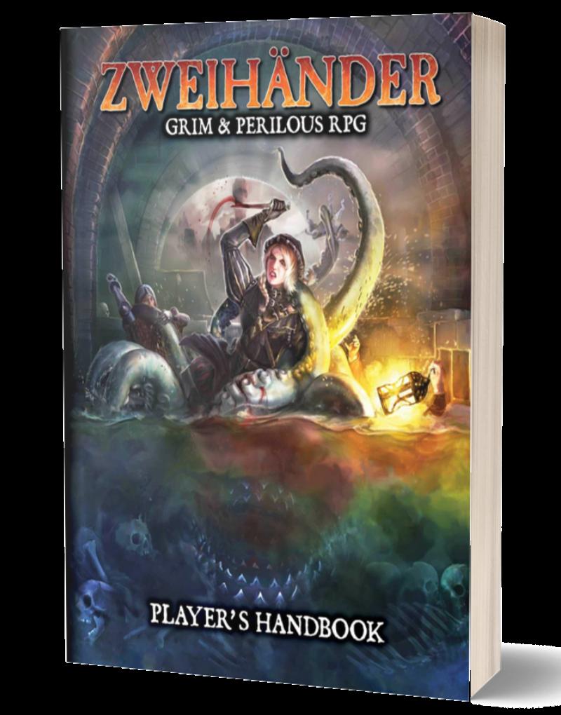 Zweihander Rpg Player S Handbook Phone Pdf Digital Pdf Andrews Mcmeel Publishing Drivethrurpg Com