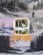 Winter Arctic Stock Art [BUNDLE]
