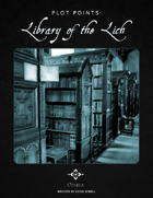 Plot Points : Library of the Lich