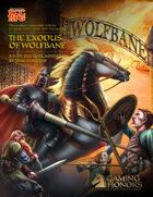 The Exodus of Wolfbane LARGE FONT EDITION