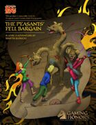 The Peasants' Fell Bargain LARGE FONT EDITION