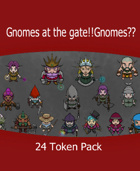 Gnomes at the Gate!