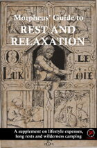 Morpheus' Guide to Rest and Relaxation
