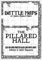 The Pillared Hall Battle Map Pack