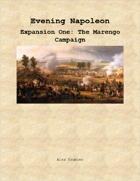 Evening Napoleon: Expansion One - Map