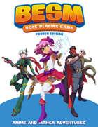 BESM Fourth Edition - Beta Playtest