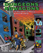 Dungeons & Dwagons: Giant of the Glocca Morra