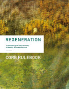 Regeneration – Core Rulebook