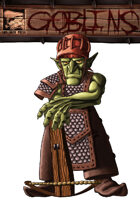 Goblin Arbalist Stock Art