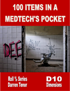 100 Items in a Medtech's Pocket