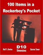 100 Items in a Rockerboy's Pocket