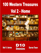 100 Western Treasures - Vol 2: Home
