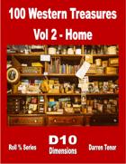 100 Western Treasures - Vol 2: Home