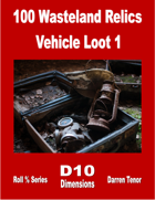 100 Wasteland Relics - Vehicle Loot 1