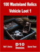 100 Wasteland Relics - Vehicle Loot 1
