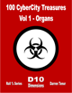 100 Cyber City Treasures - Vol 1: Organs