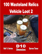 100 Wasteland Relics - Vehicle Loot 2