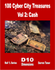 100 Cyber City Treasures - Vol 2: Cash
