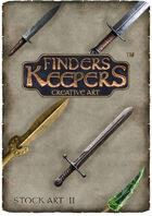 Finders Keepers Stock Art II
