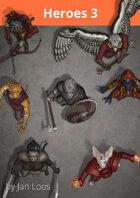 Jans Token Pack 010 - Heroes 3