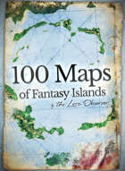 100 Maps of Fantasy Islands