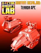 28mm Scale 1980s Terror APC