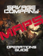 Savage Company Operations Guide Map Pack