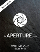 The APERTURE Guide Volume One