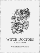 WITCH DOCTORS | Playtest Edition