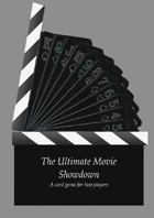 The Ultimate Movie Showdown - A card game for 2 players