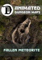 Animated Dungeon Maps: Fallen Meteorite