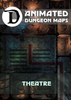 Animated Dungeon Maps: Theatre