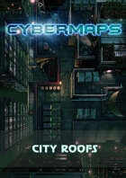 Cybermaps: City Roofs