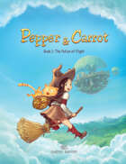 Pepper&Carrot - Book 1: The Potion of Flight