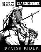 Classic Stock Art - Orcish Rider