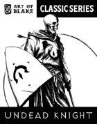 Classic Stock Art - Undead Knight