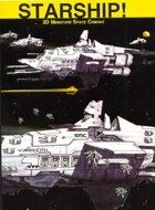 Starship! 3D Miniature Space Combat