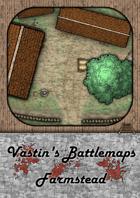 Vastin's Battlemaps Farmstead