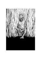 Tree man - Stock art
