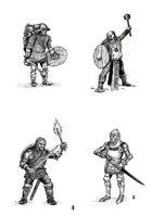 Adventurers - Stock Art