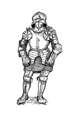 Suit Armor - Stock Art