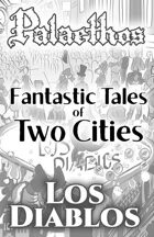Fantastic Tales of Two Cities (vol 01, issue 001)