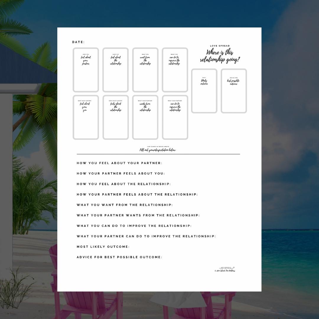 Love spread pdf