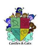 Castles & Cats Core Game