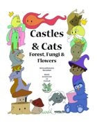 Castles & Cats Adventure 1: Forest, Fungi & Flowers